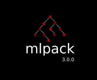 Mlpack 3.0 Released