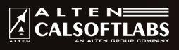 Alten CalSoft Labs Logo